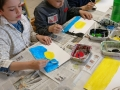 A manière de Matisse et le fauvisme...